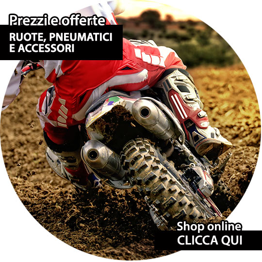 Accessori motocross Como completo enduro cross
