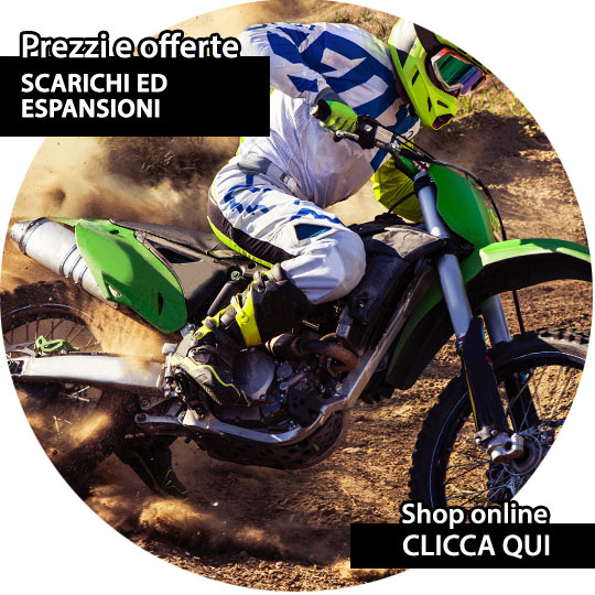Accessori motocross Brindisi radiatore cross